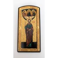 Икона именная Леонид