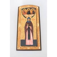 Икона именная Аполинария