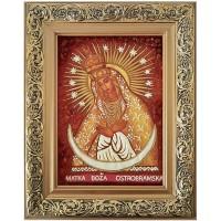 Икона Богородицы Остробрамской