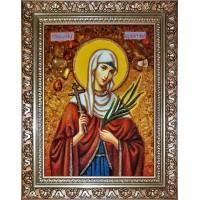 Именная икона Святой мученицы Валентины