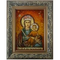 Икона Прежде Рождества и по Рождестве - Дева Мария