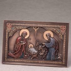 Икона Рождение Иисуса 23 см