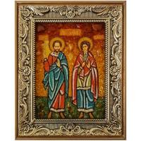 Святые Сергий и Вакх