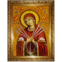 Семистрильная икона Божией Матери