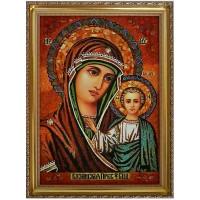 Икона Казанская Пресвятая Божья Матерь