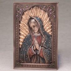 Икона Дева Мария 23 см