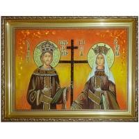 Святые равноапостольные Елена и Константин
