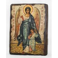 Икона Ангел с детьми