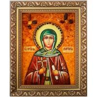 Икона Святая Преподобная Анастасии Патрикия
