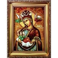 Икона Богородицы Млекопитательницы
