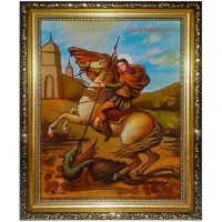 Икона святой великомученик Георгий