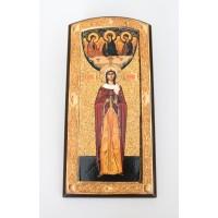 Икона именная Варвара