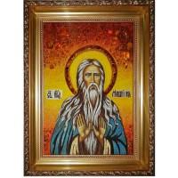 Икона Преподобный Макарий