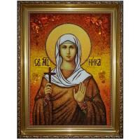 Святая мученица Ника Коринфская