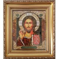 Спаситель Казанський (венчальная икона)
