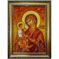 Икона Божией Матери Троеручица