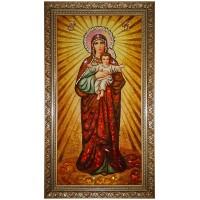 Икона Богородици - Леушинська