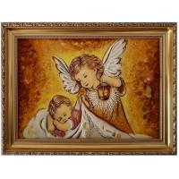 Ангелочек защищает сон