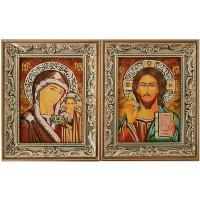 Венчальная икона казанская пара