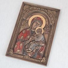 Панно Дева Мария и Иисус 23 см
