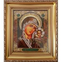 Богородиця казанська (венчальная пара)