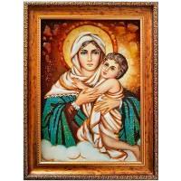 Икона Богородицы с младенцем