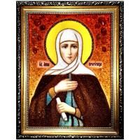 Икона Святая Анна пророчица