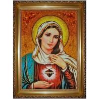 Икона Богородица Непорочное сердце