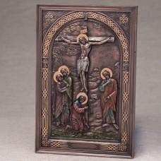Икона Распятие Иисуса 23 см