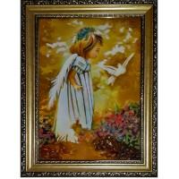 Икона Ангелочка защитника