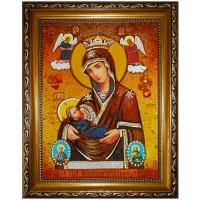 Икона Богородицы - Млекопитательница