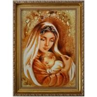 Икона Мадонна с младенцем